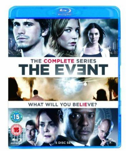 Event: Season 1 [Blu-ray] by Imports