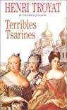 Terribles tsarines par Troyat