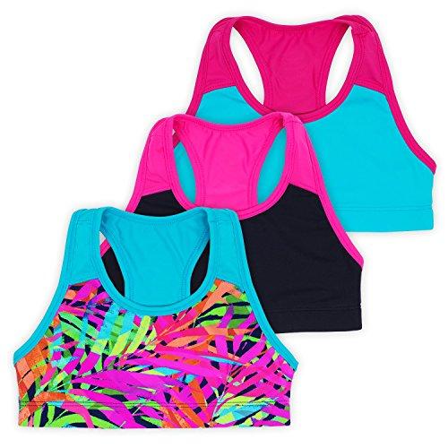 Dancewear Crop Tops - 1