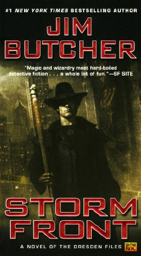 Jim Butcher Box Set (Dresden Files)
