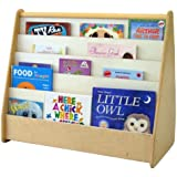 A+ Child Supply Pick-A-Book Stand, 5 Shelf with Dry Erase