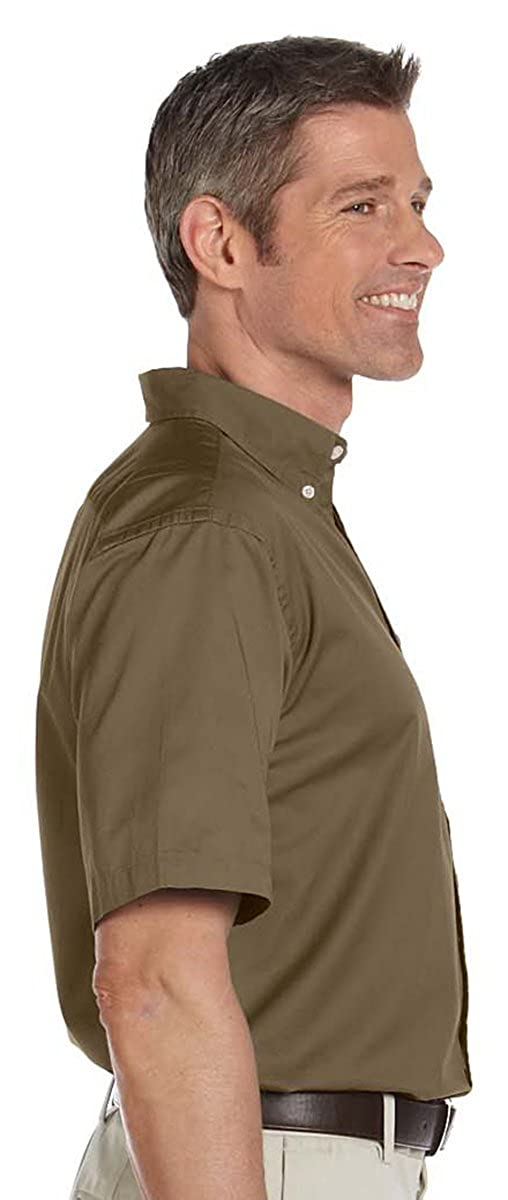 Chestnut Hill Mens 32 Singles Twill Oxford Shirt Ch505