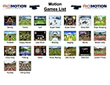 Game Essentials Pro Motion Interactive 32 Bit Video Game System