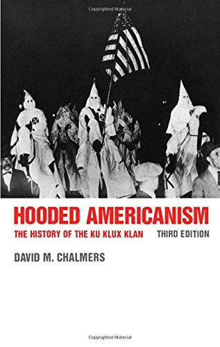 an introduction to the history and the issue of the ku klux klan
