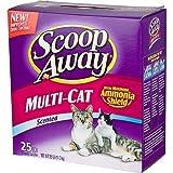 Multi-Cat Formula Clumping Cat Litter (25 lbs)