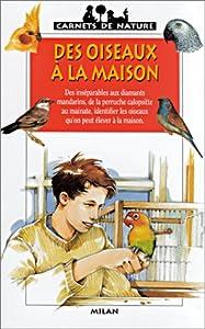 """Afficher """"Des oiseaux à la maison"""""""