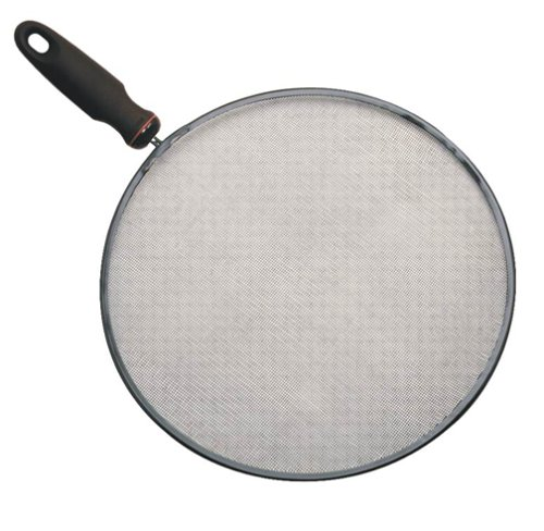 Norpro Grip-EZ Nonstick 13 Inch Splatter Screen Strainer 2066