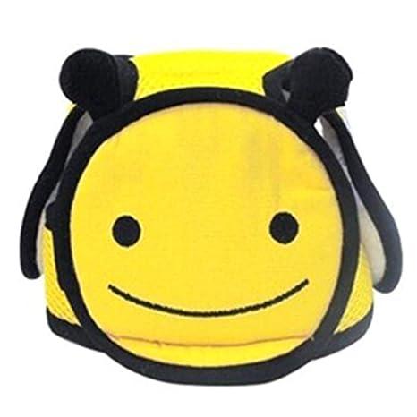 Cartoon - Capuchón de protección para la cabeza de los niños ajustable para proteger el capó