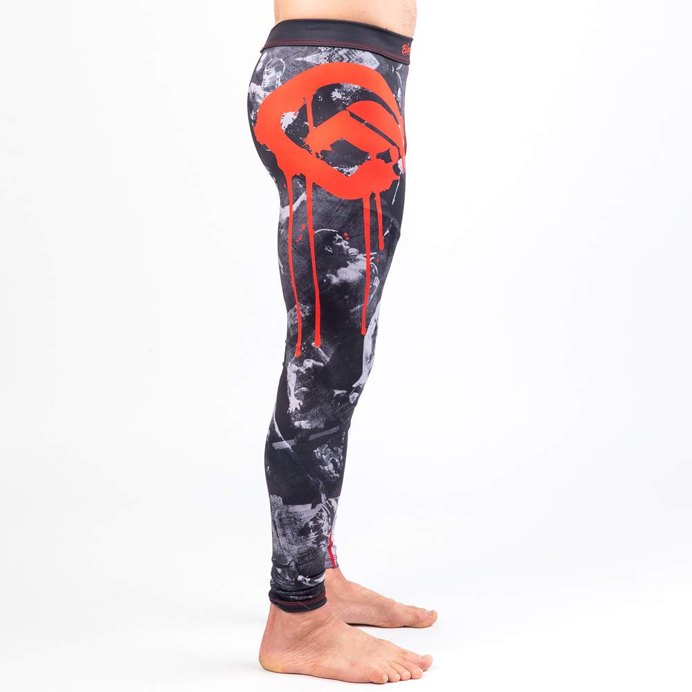 Fusion Fight Gear Bloodsport Spats Compression Pants