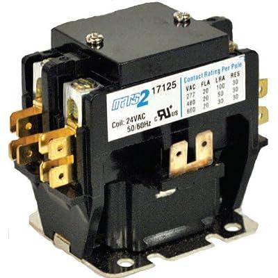 Jard 2 Pole Definite Purpose Contactor (30A, 240V)