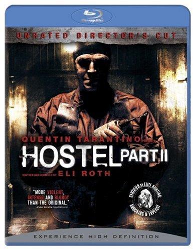 Hostel - Part II [Blu-ray]
