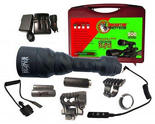 Predator Tactics Coyote Reaper Rifle & Bow Kit, 4 LED, Green, Red, White, Amber ()