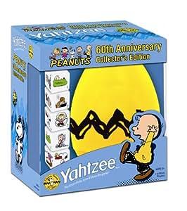 Yahtzee Peanuts 60th Anniversary