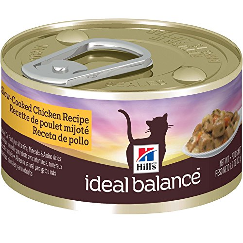 Hill's Ideal Balance Adult Slow-Cooked Chicken Recipe Canned