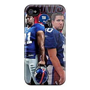 Iphone 4/4s VbL18210gHBU Provide Private Custom Fashion New York Giants Image Durable Cell-phone Hard Covers -DannyLCHEUNG