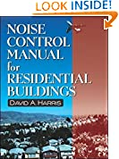 #9: Noise Control Manual for Residential Buildings (Builder's Guide)
