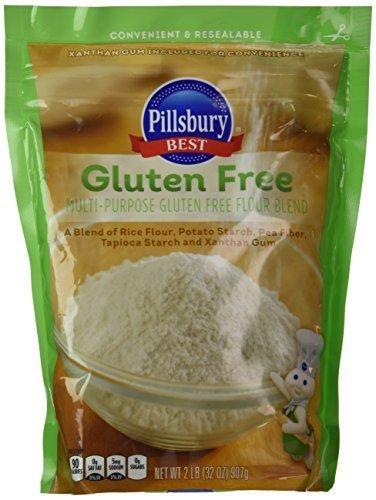 Pillsbury Best Gluten Free Flour Blend Pack of 2 by Pillsbury