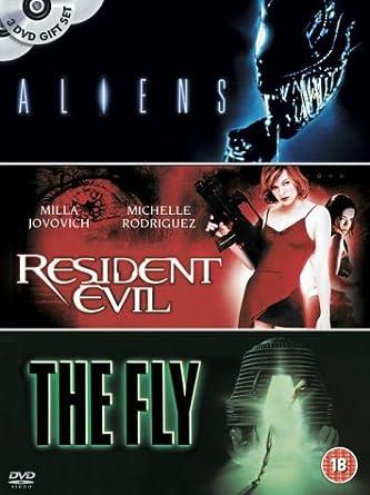 Fox Sci/Fi Horror Triple Pack [Reino Unido] [DVD]: Amazon.es: Triple - Sci-Fi/Horror: Cine y Series TV
