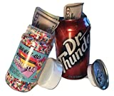Bundle: Diversion Secret Stash Sprinkles Safe Jar with Free Can Container to Hide Money Jewelry Stuff