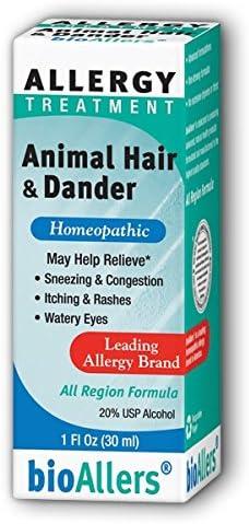 Allergy Treatment Animal Hair Dander