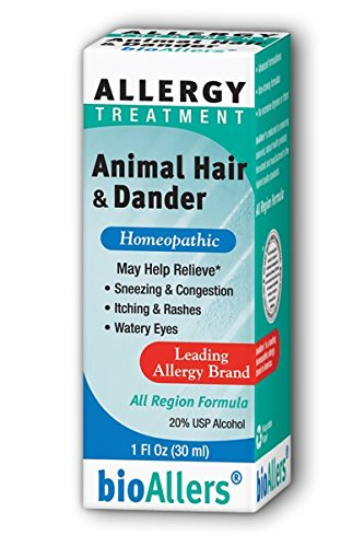 Animal Hair/Dander #703 BioAllers 1 oz Liquid
