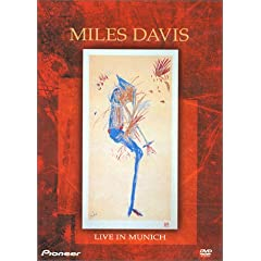Miles Davis - Live in Munich - DVD (Zone USA)