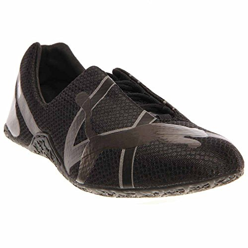 PUMA-Womens-Anaida-Lace-Metallic-Slip-On-Fashion-SneakerBlack8-B-US