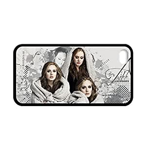 Generic Clear Back Phone Cover For Kids With Adele For Apple Iphone 4 4S Choose Design 1