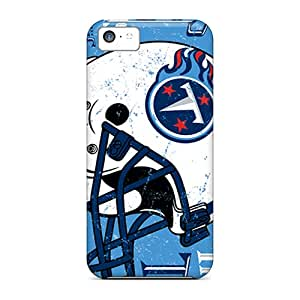 Premium Iphone 5c Case - Protective Skin - High Quality For Tennessee Titans