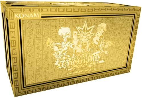 Yu Gi Oh Ld2rp Leggendario Deck Ii Ristampa Edizione Illimitata Amazon It Giochi E Giocattoli