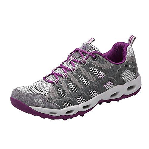 Men Women Couple Outdoor Sport Water Shoes Breathable Fashion Trekking Walking Sneaker Shoes