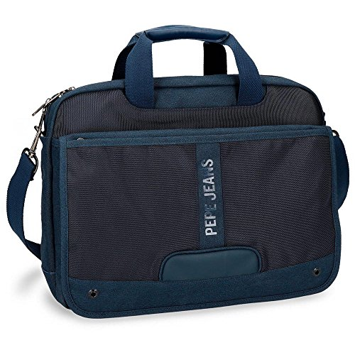 Greenwich Aktentasche, 40 cm, 16.8 liters, Blau (Azul)