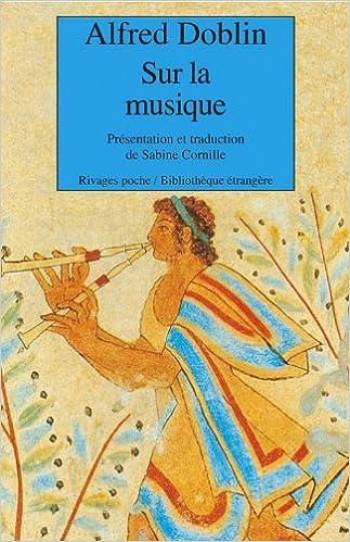 Lire Sur la musique pdf epub