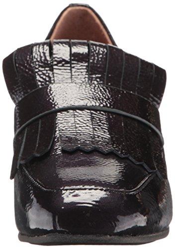 Women's Toe Patent Gentle Low Heel Souls Black Ethan Dress Pump Kilty ZBx57wqH
