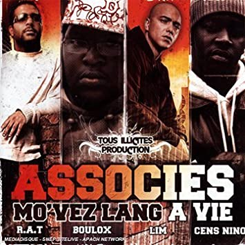 album movez lang associes a vie