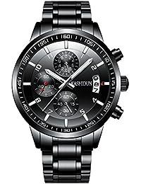 Men's Wrist Quartz Watches Medium Watch Case Watch Batteries Strap Box Watches For Men.998