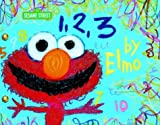 img - for 1, 2, 3 by Elmo (SesaME Books) book / textbook / text book