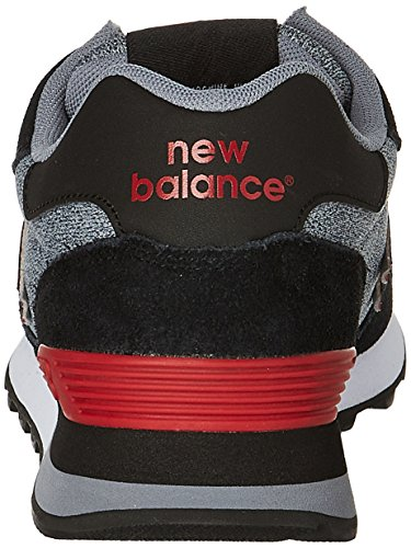 New BalanceML515 - Ml515 da uomo Black/Red