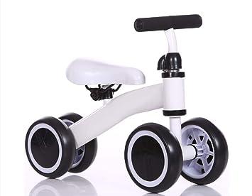 Amazon.com: HYYK Bicicleta de equilibrio para bebé, aprender ...