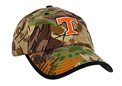 NCAA University of Tennessee Camouflage Cap