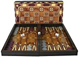 WorldWise Imports Marrakesh Decoupage Backgammon