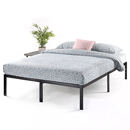 Best Price Mattress King Bed Frame 14 Metal Platform Bed Frame W Heavy Duty Steel Slat Mattress Foundation No Box Spring Needed King Size