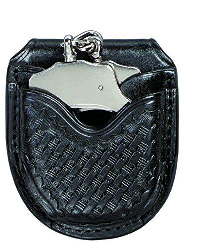 - TRIPLE K Brand Open Top Handcuff Carrier Black