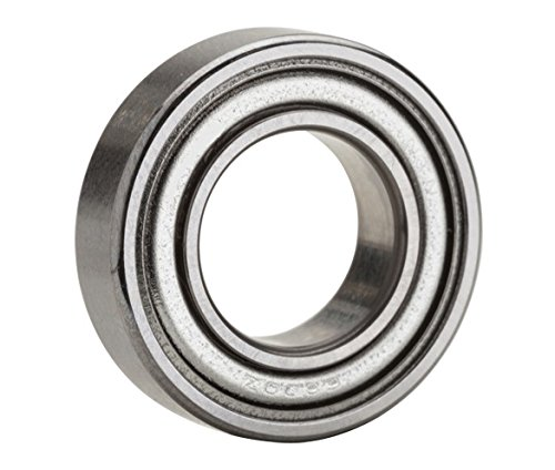 NTN Bearing 6202ZZ/16C3/EM Single Row Deep Groove Radial Ball Bearing, Electric Motor Quality, C3 Clearance, Steel Cage, 16 mm Bore ID, 35 mm OD, 11 mm Width, Double Shielded