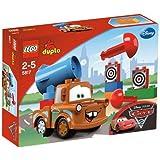 Lego Duplo Cars 5817 - Hook als Agent