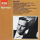 Mozart: Violin Sonatas Nos. 24, 34, 17, 18 & 26 / Divertimento No. 17 / Violin Concerto No. 4