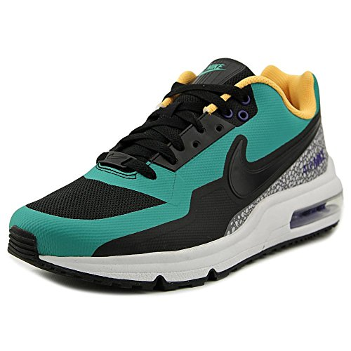 Nike [801728-038] Air Max Ltd 3 Sneakers Uomo Mod Nikeblack Emrld Verde 038-nero Verde Emrld