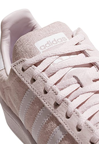 adidas Women's Campus W Basketball Shoes, Purple Pink