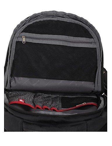 Nylon OIWAS Hombres y Terylene 37L Mochila ordenador de 15.6 pulgadas portátil , black Black