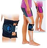 Cenblue Beactive Acupressure Calf Leg Brace for Treating Back, Hip Pain, Sciatica--Knee Surport